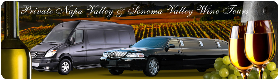 Nappa Valley Wine Tour Limo Service